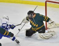 Boys hockey: Zwiener shines for Sabres in win