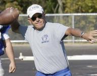 Former St. Xavier football coach Steve Rasso died Tuesday night