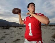 Palm Springs QB William Olvera is Offensive MVP