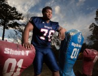 USA TODAY High School Sports composite football player recruiting rankings