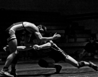 Iowa wrestler released from hospital days after collapse during state tournament