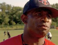Deion Sanders found out FSU was offering son Shilo before he did