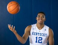 Kentucky, Duke have the edge in ALL-USA players