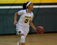 Russell Wilson's younger sister blazing her own trail on the basketball court