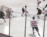 Mountain Vista Hockey dekes past Denver East
