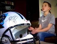 Only Panthers respond to 12-year-old's query about why he should pick each NFL team