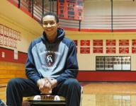 Colorado Academy's Justin Bassey lets it fly