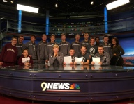 PHOTOS: Golden boys basketball on 9NEWS Bleacher Report