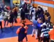 On court brawl started by parent leads to early suspension of Texas hoops game