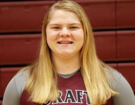 Cougar girls' late surge stops Fort