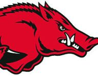 Arkansas opens SEC play at Georgia