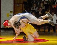 Richie Burke collects 200th wrestling win for Ithaca