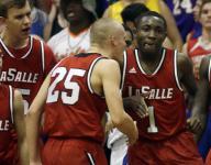 La Salle revs up, beats Bombers