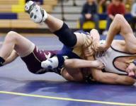 Beacon High School wrestler Liam Ollive