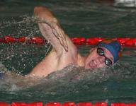 Swimming: Greeley gets a come-from-behind win