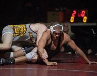 Brooks, Redmen gallivant to duel win over Pine View