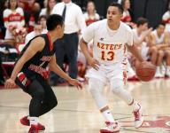 Aztecs take over first in DVL with win over Indians