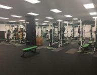 Inside Myers Park's David Palmer Shannon Weight Room