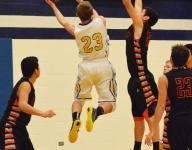 Boys' varsity basketball: Glenns Ferry vs Carey 1/27/2015