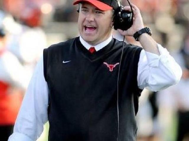 Report New Baylor Assistant Former Cedar Hill Coach Joey Mcguire Pushing To Flip Recent Stars Usa Today High School Sports