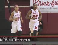 Video Highlights   Manual vs. Bullitt Central girls