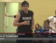 Hough, Robinson split Ambassador Hand-Picked Game