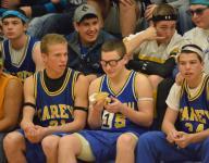 Girls' varsity basketball: Carey vs Hansen 1/29/2015