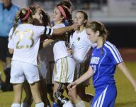 Mustangs, Hawks head to state soccer girls  final four