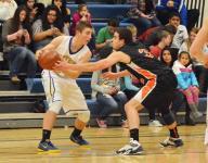 Boys' varsity basketball: Carey vs Butte County 1/30/2015