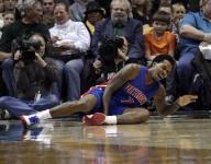 Loss of Jennings could derail Pistons season