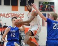 Rocks pull out 62-60 road win at Northville