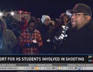Frederick Douglass High School comes together after Clinton shooting