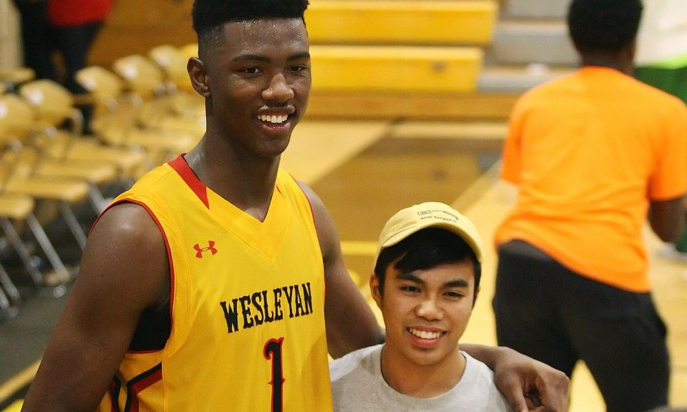 Wesleyan Christian star Harry Giles III is one of the nation's most sought after big men —Ft. Myers News-Press