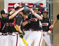 New Albany, Ind., celebrates Little League World Series regional title