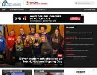 High School Hub enables schools to publish sports and other news online for free