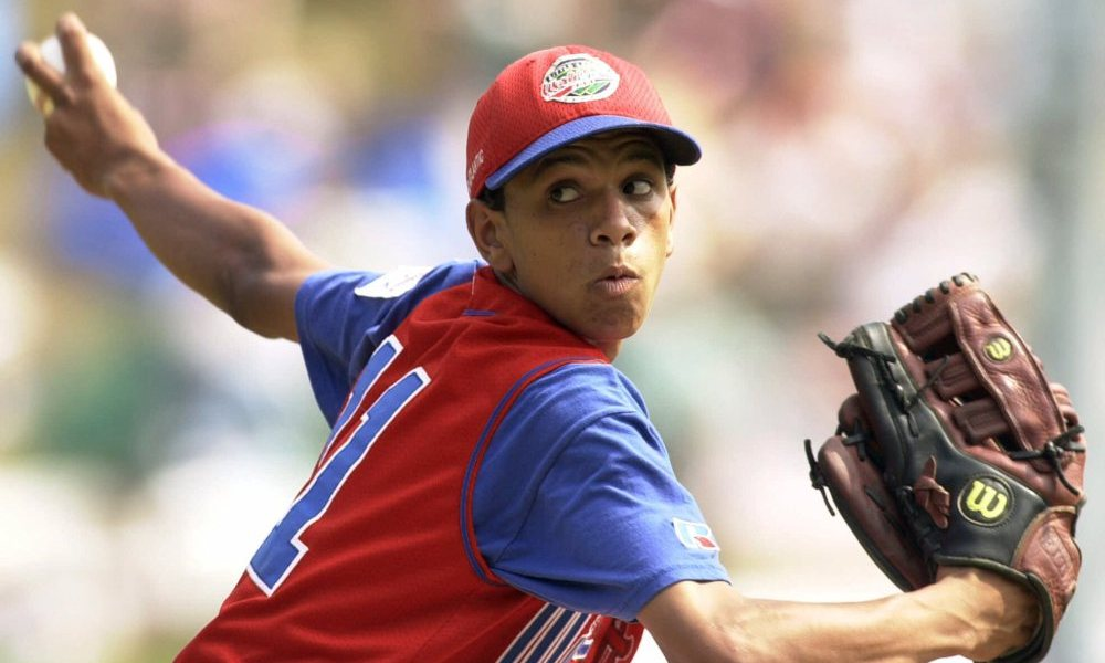 Danny Almonte said he's sympathetic about the plight facing the deposed U.S. Little League champions from Chicago's Jackie Robinson West league —Associated Press