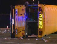 Students injured in King's School (Wa.) bus crash