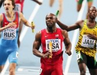 American Family Insurance ALL-USA Track lookback: LaShawn Merritt
