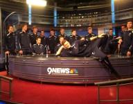 PHOTOS: Legacy boys basketball on 9NEWS Bleacher Report