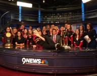 9NEWS Bleacher Report: Castle View coed cheer team