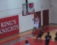VIDEO: Corey Kispert's in-game dunk was Slam Dunk Contest worthy