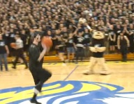 VIDEO: Illinois teen hits midcourt shot, wins free car for two years