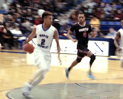 VIDEO: Texas sophomore Jordon Myers is
