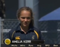 PHENOMenology: One of the Southern Hemisphere's most promising cricket bowlers is a 14-year-old girl