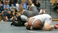 Legally blind wrestler seeks first state title