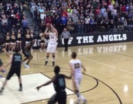 VIDEO: Wisconsin player's only shot is incredibly unlikely game-winner