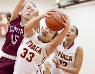 Elmira boys hold off Ithaca for basketball victory
