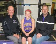 Bert Hanson has coached generations of Indianola players