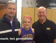 Indianola basketball: One coach, two generations