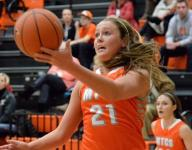MTCS girls wrap up second in 9-A
